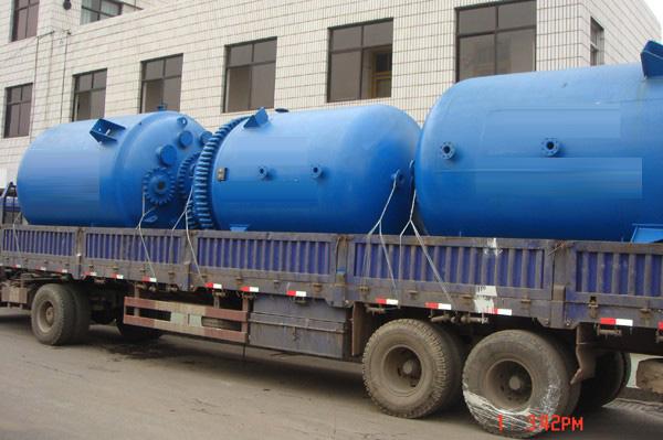北京搪玻璃反应釜